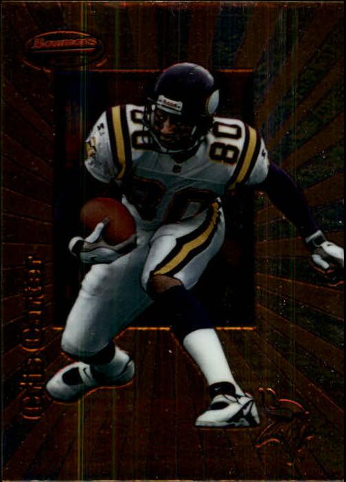 1998 Bowman's Best #28 Cris Carter