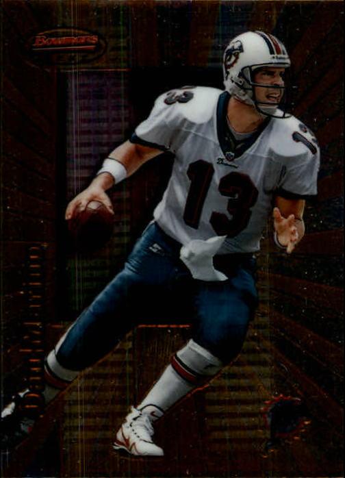 1998 Bowman's Best #80 Dan Marino