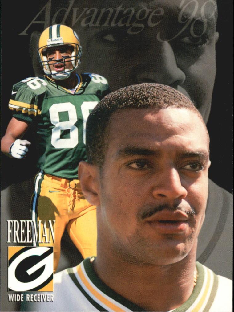 1998 Collector's Edge Advantage #67 Antonio Freeman