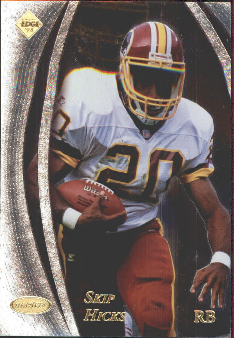 1998 Collector's Edge Masters 50-point #169 Skip Hicks