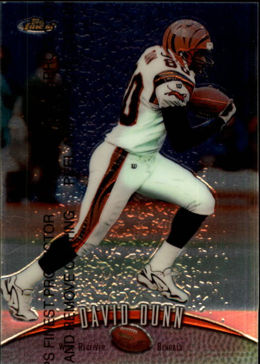 1998 Finest #6 David Dunn