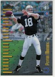 1998 Finest Mystery Finest 2 #M31 P.Manning/P.Manning