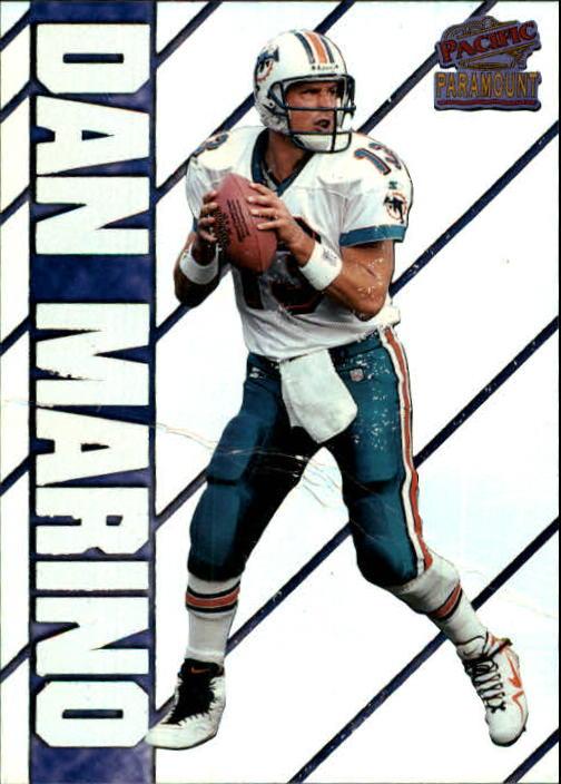 1998 Paramount Personal Bests #19 Dan Marino