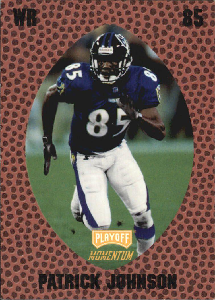 1998 Playoff Momentum Retail #125 Pat Johnson RC