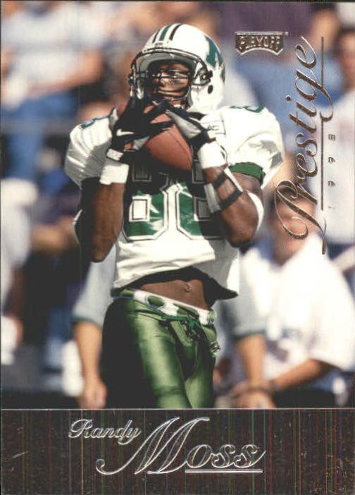 1998 Playoff Prestige Retail #173 Randy Moss RC