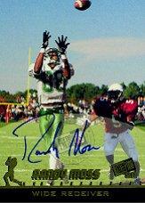 1998 Press Pass Autographs #5 Randy Moss