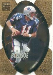 1998 Pro Line DC3 #1 Drew Bledsoe