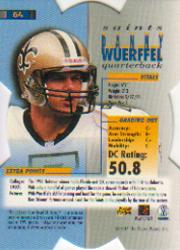 1998 Pro Line DC3 #64 Danny Wuerffel back image