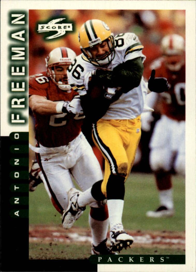 1998 Score #42 Antonio Freeman