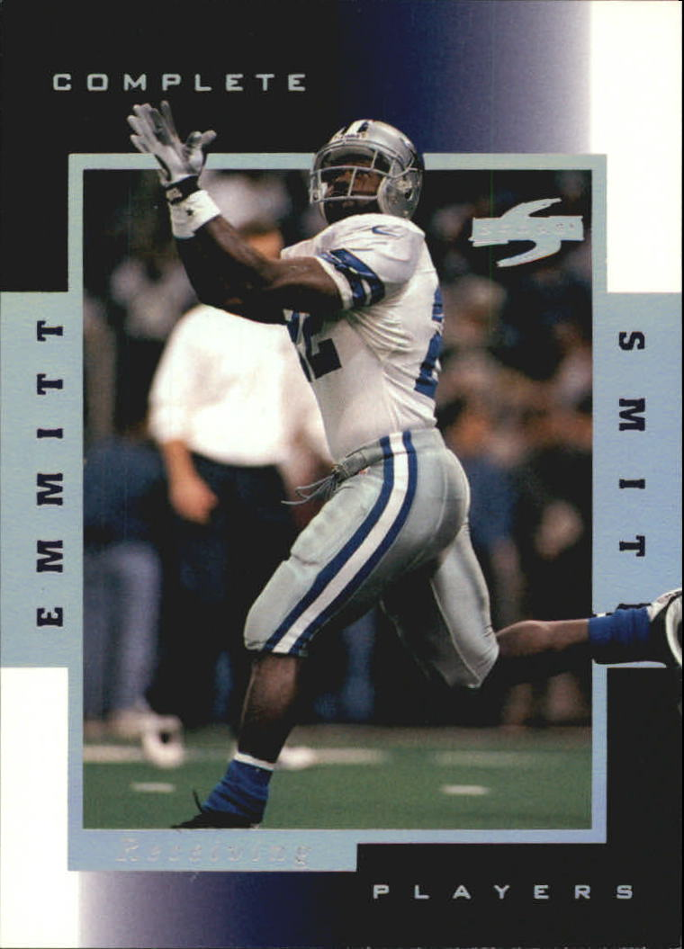 1998 Score Complete Players #3B Emmitt Smith