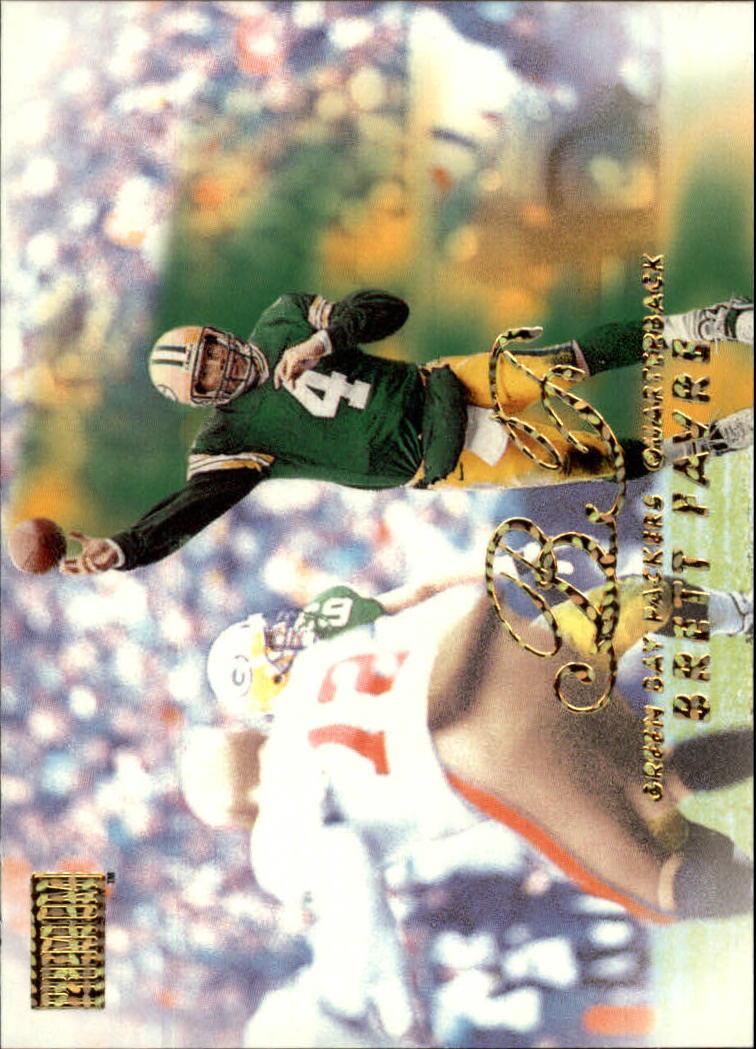 1998 SkyBox Premium #115 Brett Favre