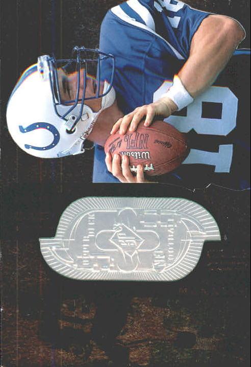 1998 SPx Finite #181 Peyton Manning/1998 RC