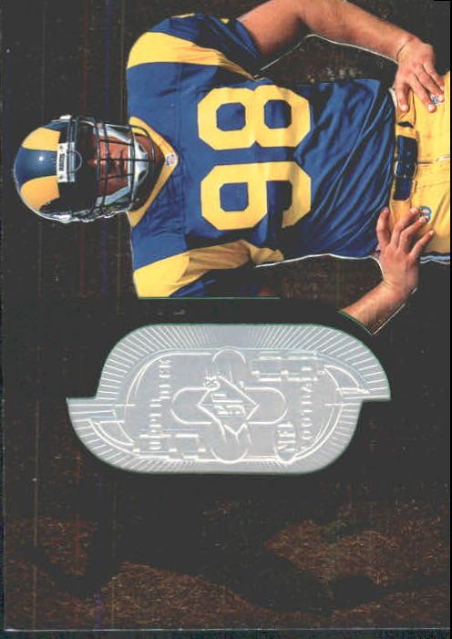 1998 SPx Finite #186 Grant Wistrom/1998 RC