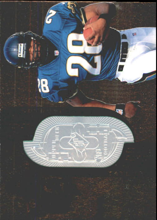 1998 SPx Finite #187 Fred Taylor/1998 RC
