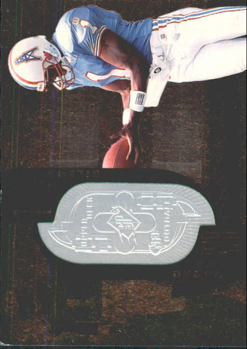 1998 SPx Finite #189 Kevin Dyson/1998 RC