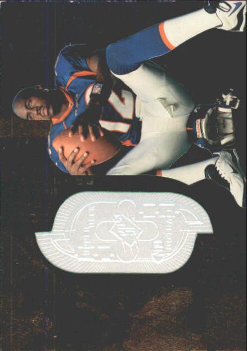 1998 SPx Finite #217 Marcus Nash RC