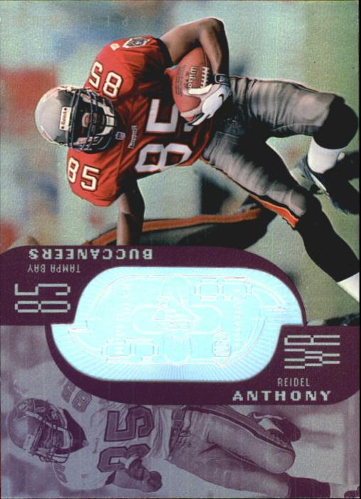 1998 SPx Finite Spectrum #274 Reidel Anthony