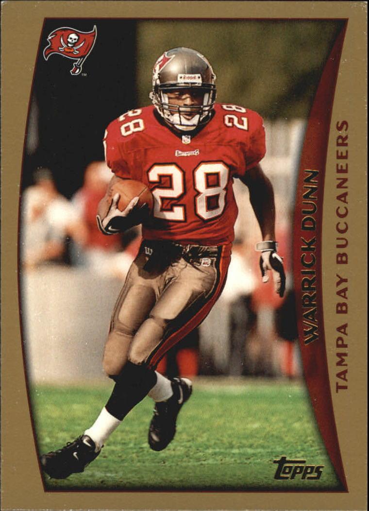 1998 Topps #20 Warrick Dunn
