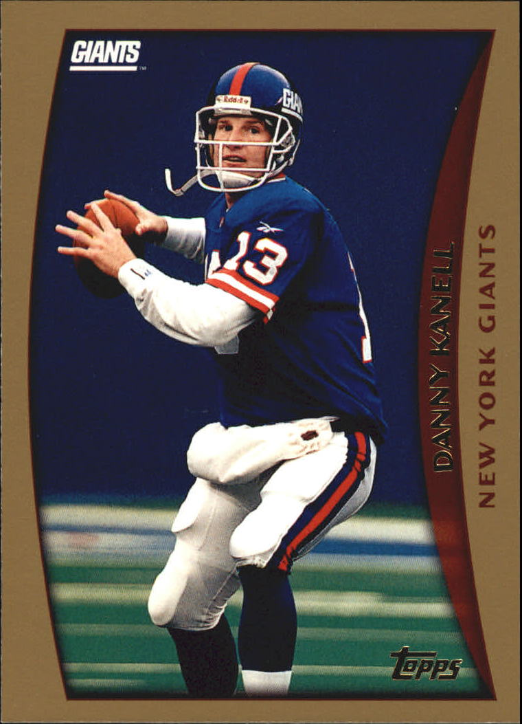 1998 Topps #23 Danny Kanell