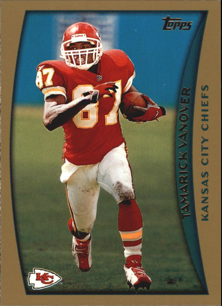 1998 Topps #202 Tamarick Vanover