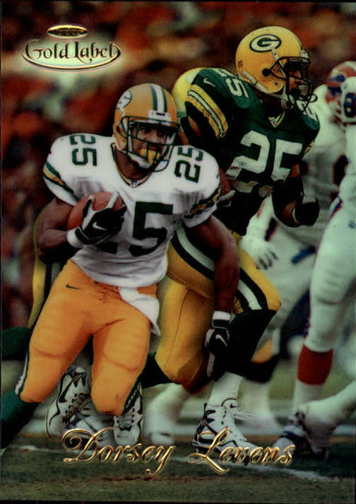 1998 Topps Gold Label Class 1 #15 Dorsey Levens