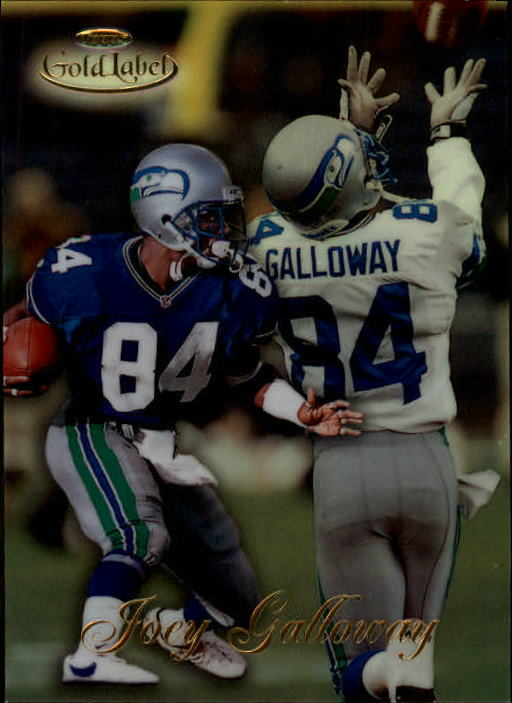1998 Topps Gold Label Class 1 #23 Joey Galloway