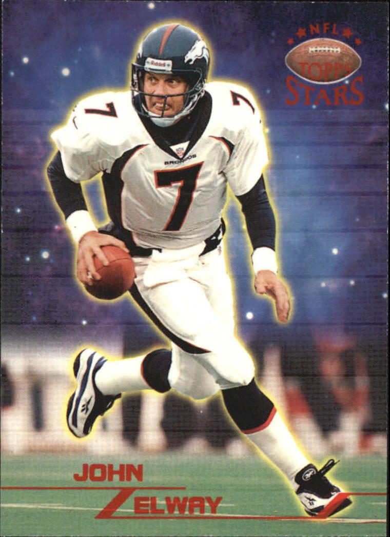 1998 Topps Stars #1 John Elway