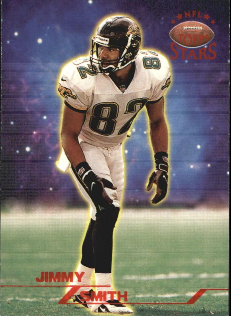 1998 Topps Stars #8 Jimmy Smith
