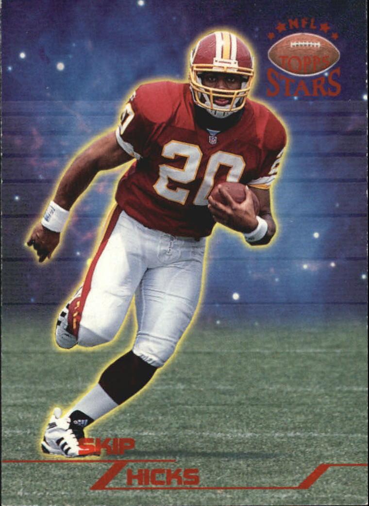 1998 Topps Stars #38 Skip Hicks RC