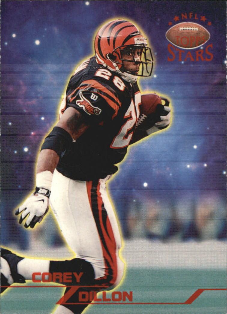 1998 Topps Stars #42 Corey Dillon