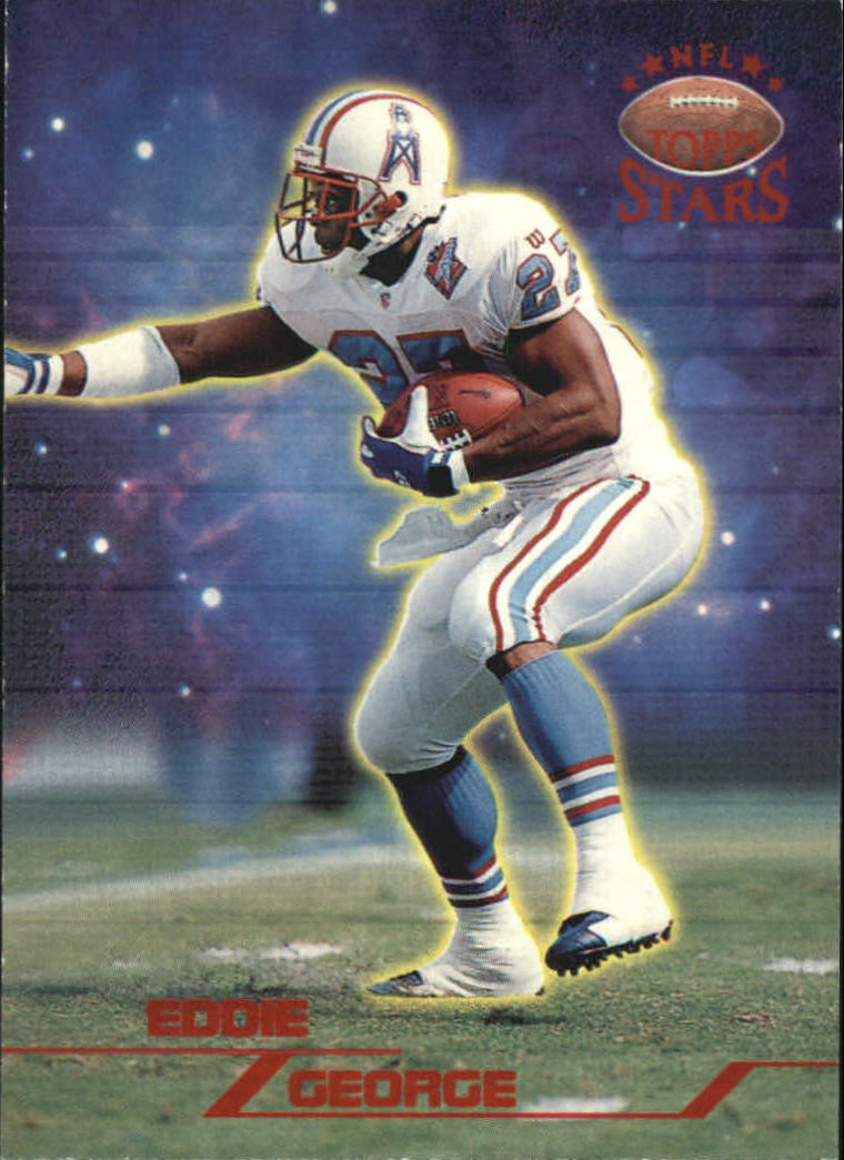 1998 Topps Stars #90 Eddie George