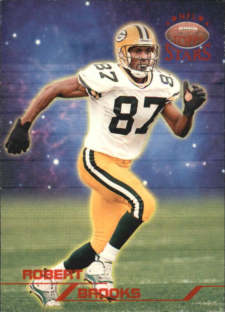 1998 Topps Stars #147 Robert Brooks