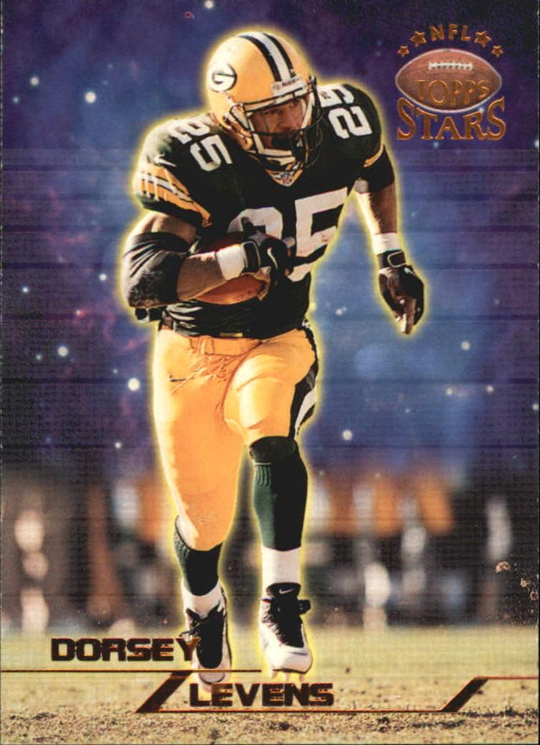 1998 Topps Stars Bronze #28 Dorsey Levens