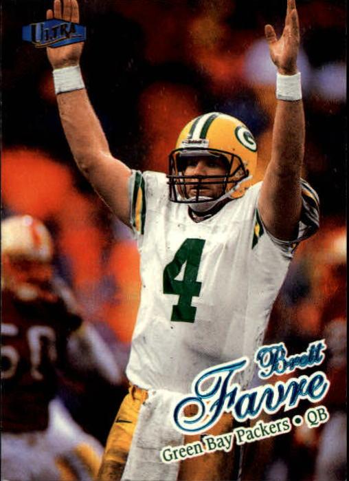 1998 Ultra #2 Brett Favre