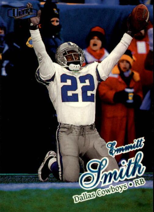 1998 Ultra #161 Emmitt Smith