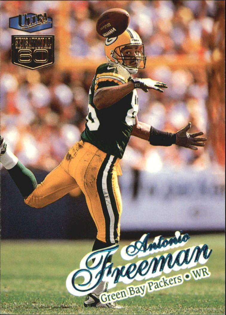 1998 Ultra Sensational Sixty #24 Antonio Freeman