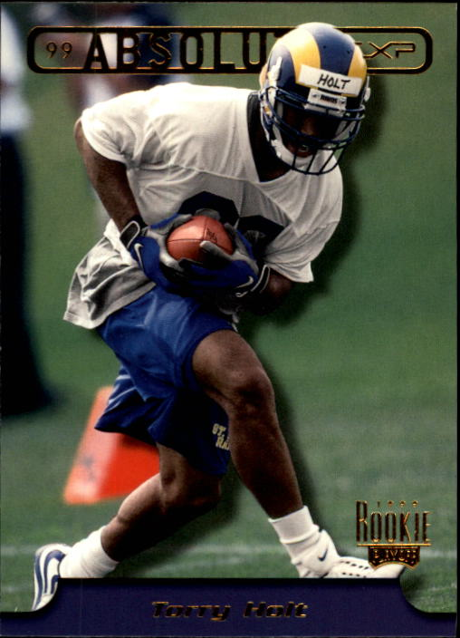 1999 Absolute EXP #6 Torry Holt RC