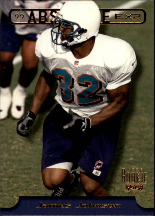 1999 Absolute EXP #15 James Johnson RC