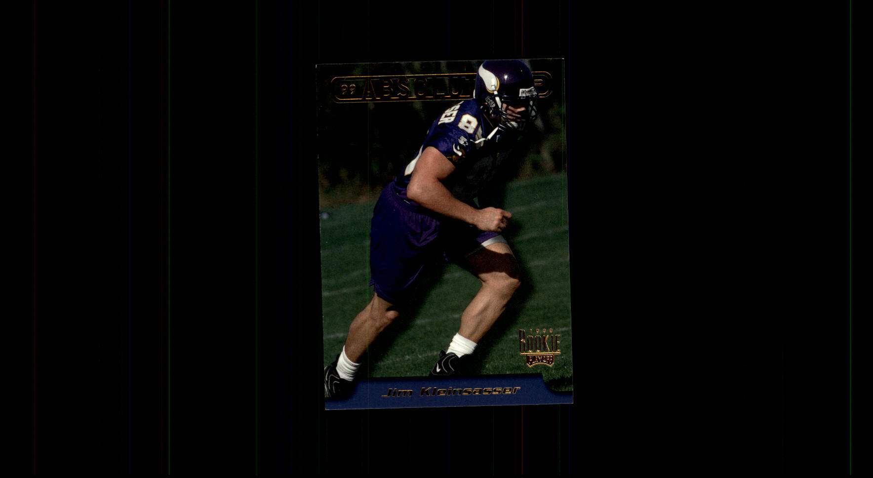 1999 Absolute EXP #17 Jim Kleinsasser RC