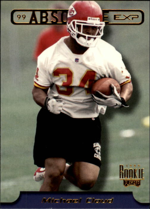 1999 Absolute EXP #22 Mike Cloud RC