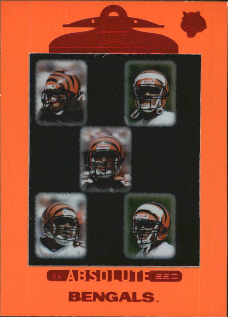 1999 Absolute SSD #136 Bengals CL