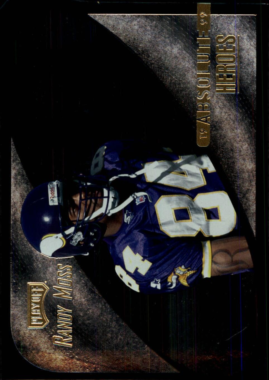 1999 Absolute SSD Heroes Jumbos #HE19 Randy Moss