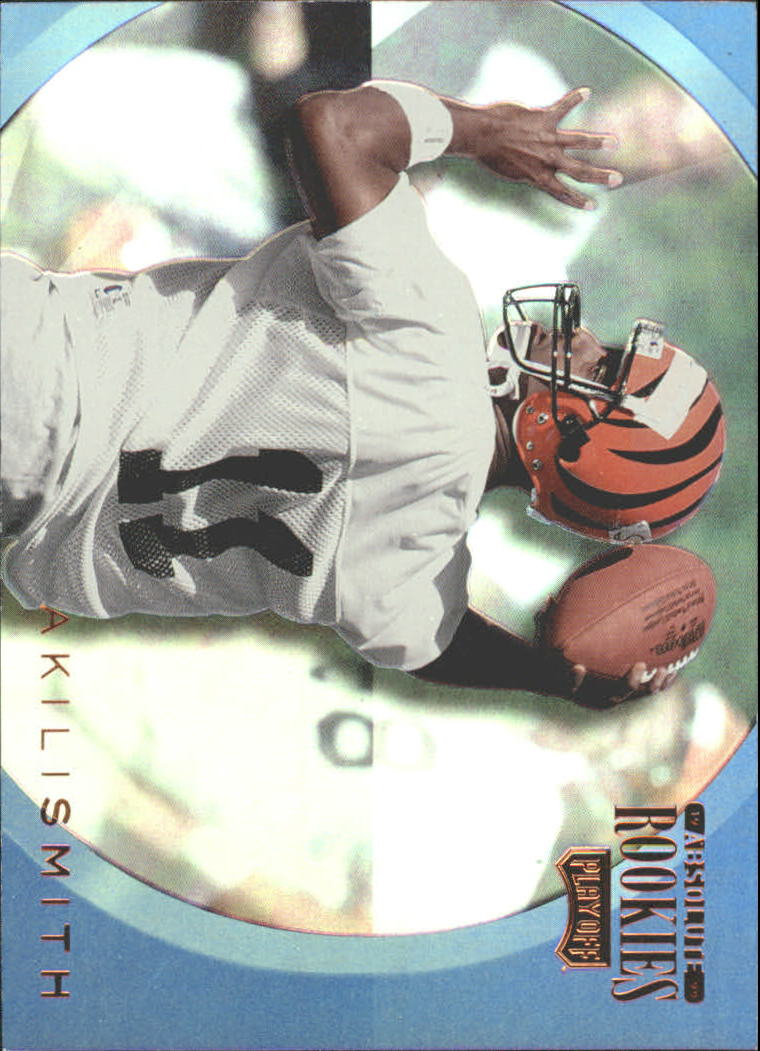 1999 Absolute SSD Rookies Inserts #AR33 Akili Smith