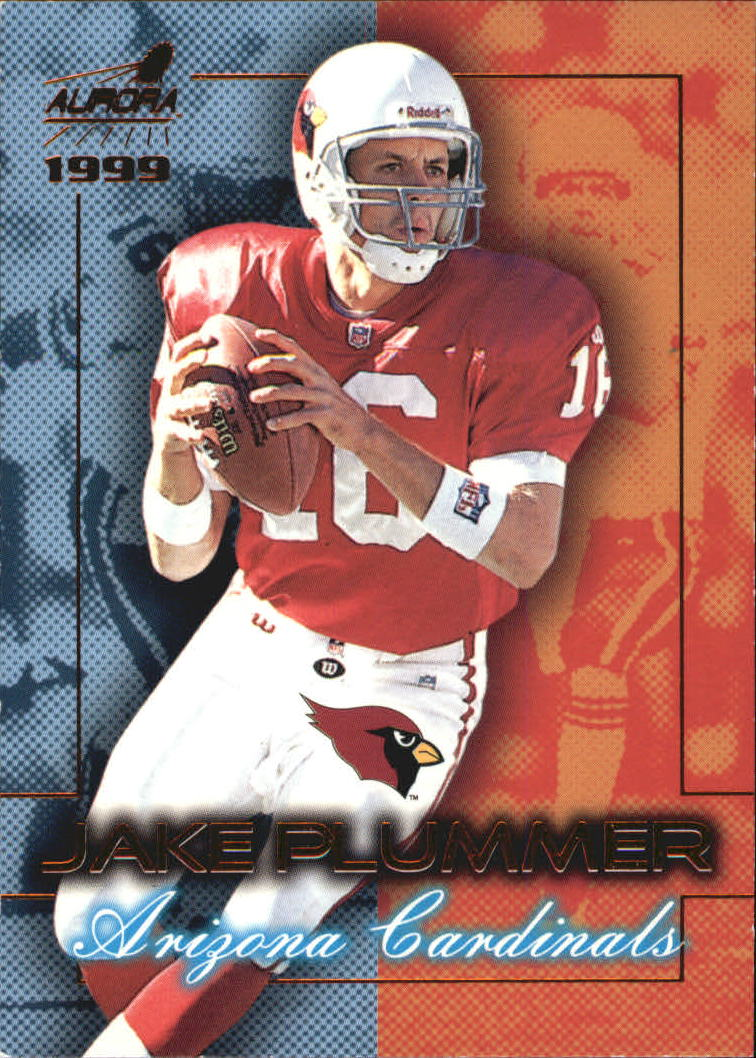 1999 Aurora Championship Fever #1 Jake Plummer