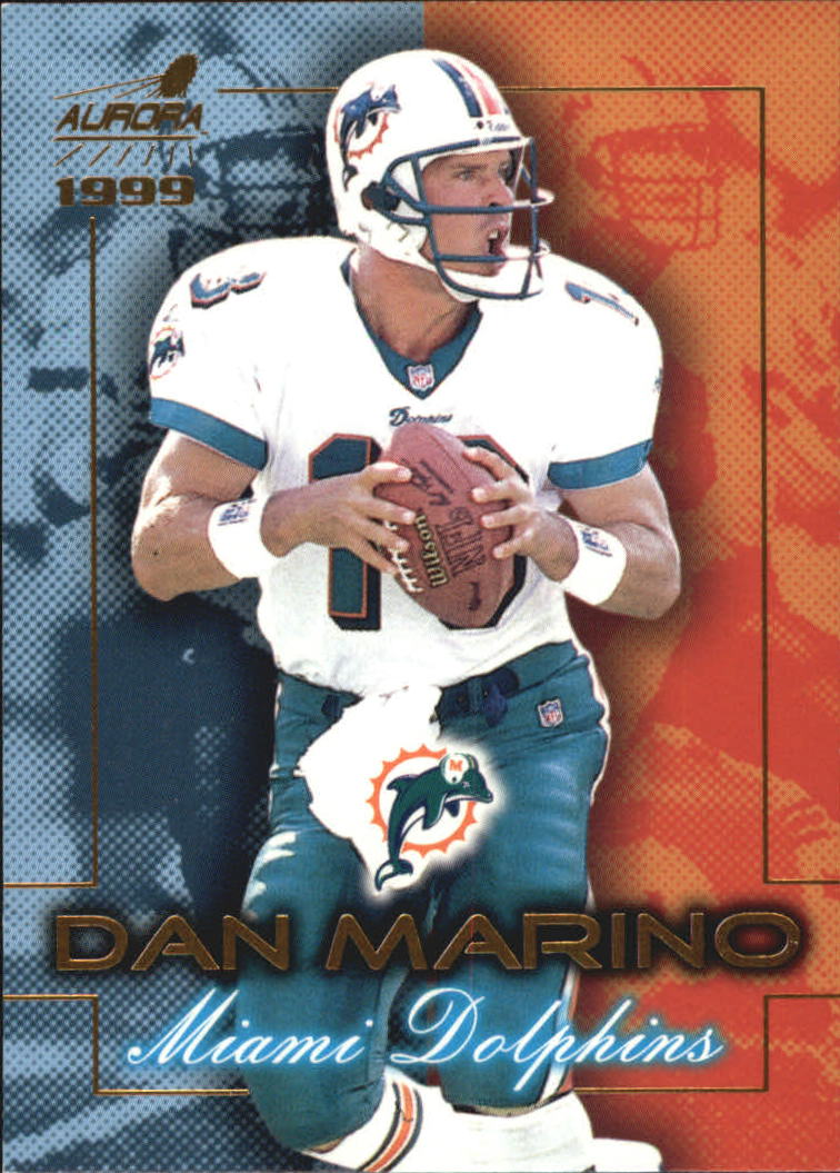 1999 Aurora Championship Fever #11 Dan Marino