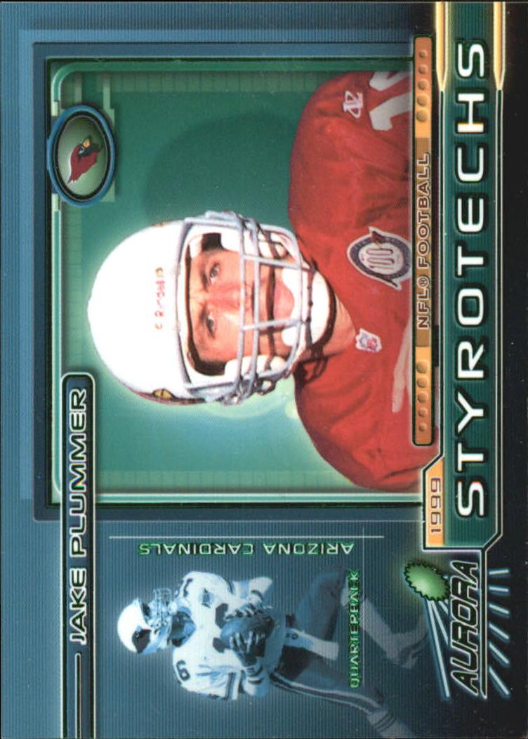 1999 Aurora Styrotechs #1 Jake Plummer