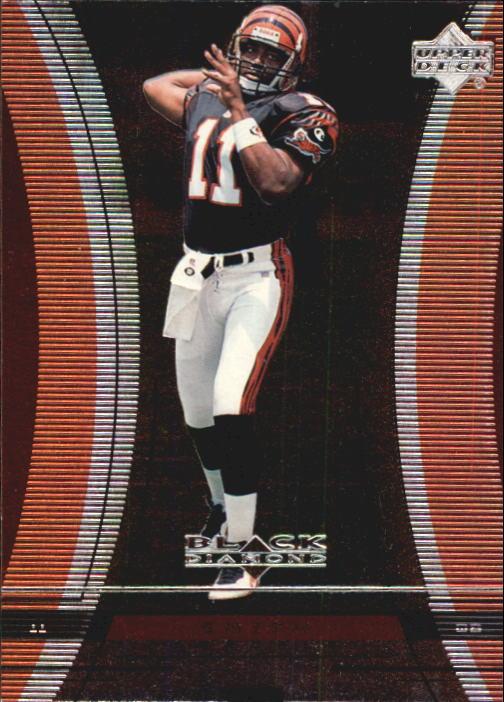 1999 Black Diamond #112 Akili Smith RC