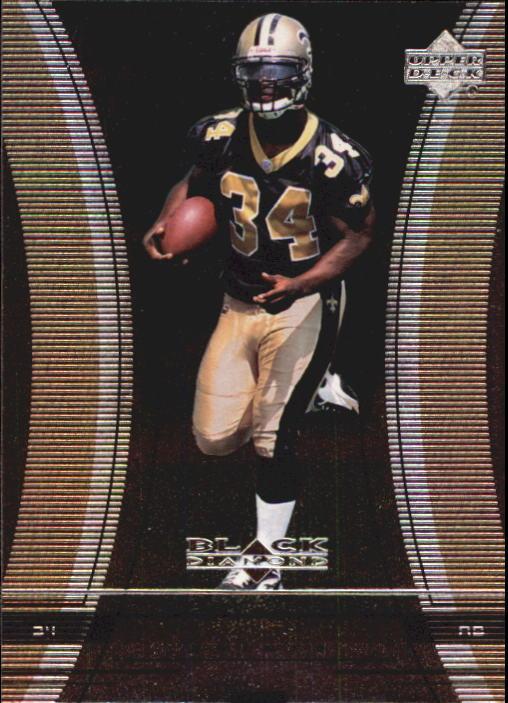 1999 Black Diamond #113 Ricky Williams RC