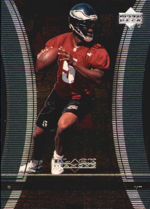 1999 Black Diamond #114 Donovan McNabb RC