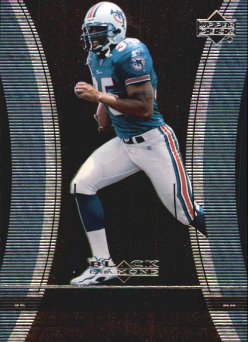 1999 Black Diamond #127 James Johnson RC
